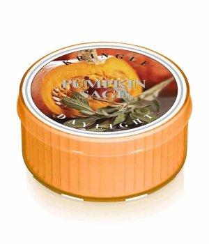 Kringle Candle Pumpkin Sage  Duftkerze für Damen und Herren