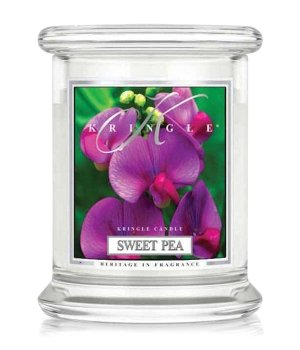Kringle Candle Sweet Pea  Duftkerze für Damen und Herren