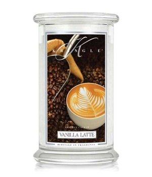 Kringle Candle Vanilla Latte  Duftkerze für Damen und Herren