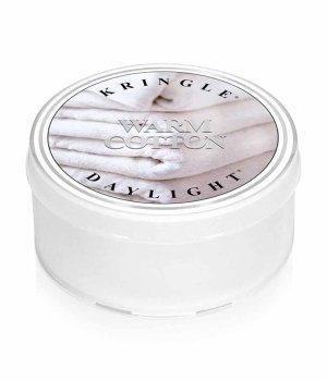 Kringle Candle Warm Cotton  Duftkerze für Damen und Herren