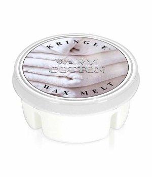 Kringle Candle Warm Cotton Wax Melt Duftkerze für Damen und Herren