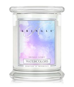 Kringle Candle Watercolors  Duftkerze für Damen und Herren