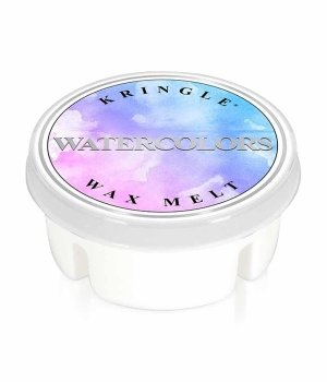 Kringle Candle Watercolors Wax Melt Duftkerze für Damen und Herren