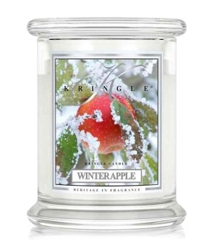 Kringle Candle Winter Apple  Duftkerze für Damen und Herren