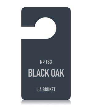 L:A Bruket Black Oak No. 183 Raumduft für Damen und Herren