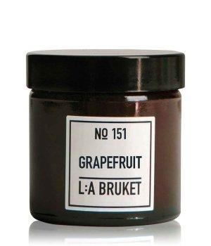 L:A Bruket Grapefruit No. 151  Duftkerze für Damen und Herren