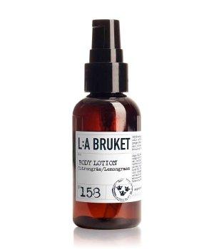 L:A Bruket Lemongrass No. 158 Bodylotion für Damen und Herren