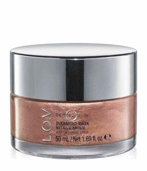 L.O.V Perfectitude Metallic Bronze Gesichtsmaske für Damen