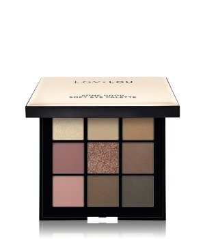 L.O.V x LOU Some Good Soft Eye Palette Lidschatten Palette für Damen
