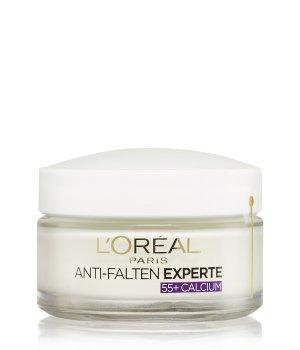 L'Oréal Paris Anti-Falten Experte 55+ Calcium Gesichtscreme für Damen