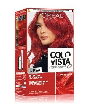 L'Oréal Paris Colovista Permanent Gel #brightred Haarfarbe für Damen