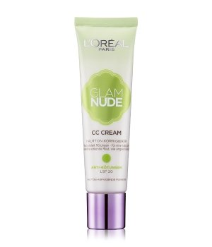 L'Oréal Paris Nude Magique Anti-Rötungen CC Cream für Damen