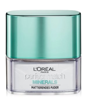 L'Oréal Paris Perfect Match Minerals Finishing Loser Puder für Damen