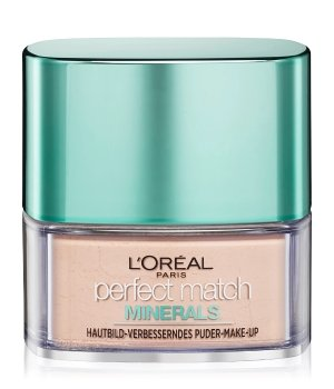 L'Oréal Paris Perfect Match Minerals Loser Puder für Damen