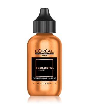 L'Oréal Professionnel #COLORFULHAIR Flash Pro Hair Make-Up Haarfarbe 60 ml Gold Digger - Samtig