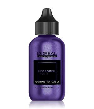 L'Oréal Professionnel #COLORFULHAIR Flash Pro Hair Make-Up Haarfarbe 60 ml PURPLE REIGN - SAMTIG