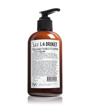 L:A Bruket Lemongrass No. 112 Conditioner für Damen und Herren