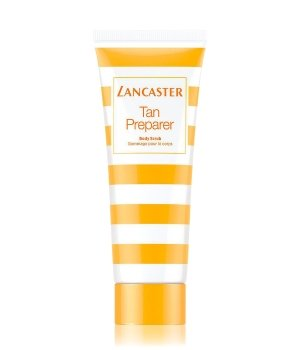 Lancaster Tan Preparer Pre Tan Exfoliator Körperpeeling für Damen