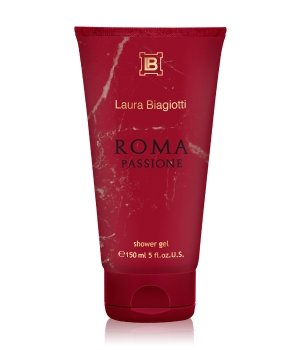 Laura Biagiotti Roma Passione  Duschgel für Damen