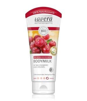 lavera Bio-Cranberry & Bio-Arganöl  Body Milk für Damen