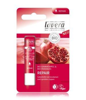 lavera Bio-Granatapfel & Bio-Paranuss Repair Lippenbalsam für Damen und Herren