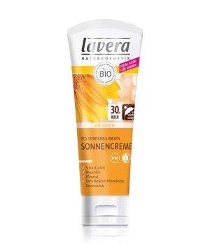 lavera Bio-Sonnenblumenöl LSF 30 Sonnencreme für Damen und Herren