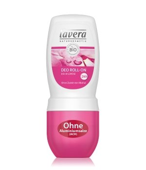 lavera Bio-Wildrose  Deodorant Roll-On für Damen