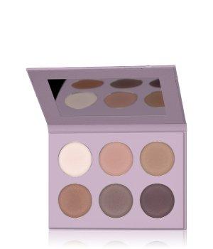 lavera Colour Cosmetics Mineral Eyeshadow Selection Lidschatten Palette für Damen