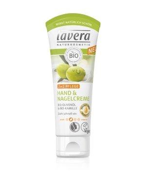 lavera  lavera 2in1 Pflege - Hand & Nagelcreme 75ml Handlotion