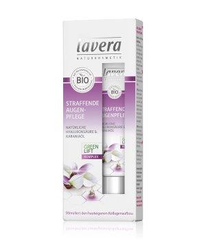 lavera Faces my Age lavera Faces my Age Karanjaöl Weisser Tee - Augenpflege 15ml Augencreme