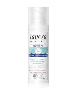 lavera Neutral Bio-Nachtkerze & Bio-Sanddorn Gesichtsfluid für Damen und Herren
