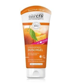 Lavera Orange Feeling Bio-Orange & Bio-Sanddorn Duschgel für Damen und Herren
