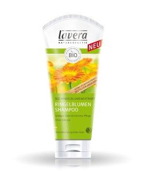 lavera Ringelblumen  Haarshampoo für Damen und Herren