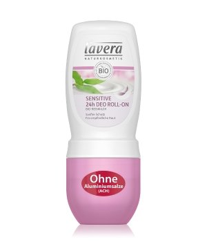 lavera Sensitive  Deodorant Roll-On für Damen