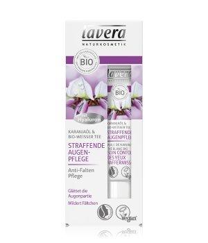 lavera Straffende Augenpflege Karanjaöl & Bio-Weißer Tee Augencreme für Damen und Herren