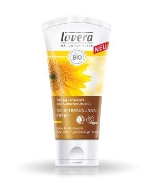 Lavera Sun Gesicht Selbstbräunungscreme für Damen und Herren