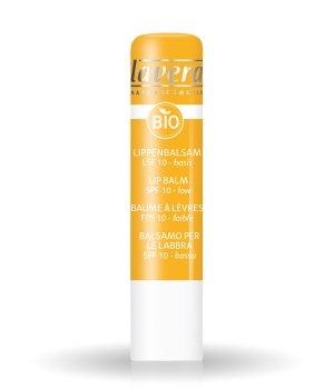 lavera Sun LSF 10 Lippenbalsam für Damen und Herren