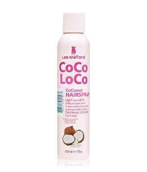 Lee Stafford Coco Loco Hair Spray Haarspray für Damen