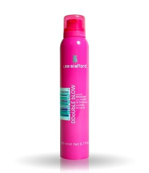 Lee Stafford Double Blow Volumizing Mousse Schaumfestiger für Damen