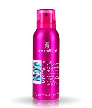 Lee Stafford Messed Up Light Spray Wax Texturizing Spray für Damen