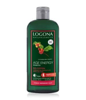 Logona Bio-Coffein Age Energy Haarshampoo für Damen und Herren
