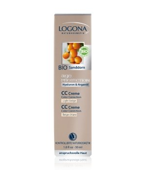 Logona Age Protection  CC Cream für Damen