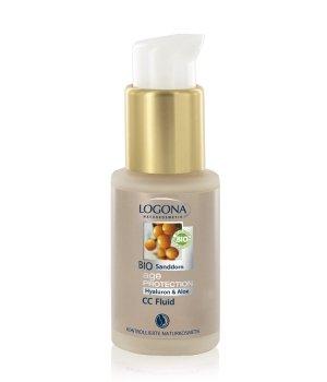 Logona Age Protection CC Fluid Getönte Gesichtscreme für Damen