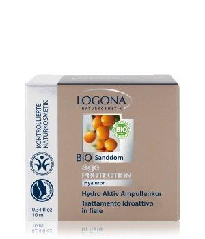 Logona Age Protection Hydro Aktiv Ampullenkur Gesichtsöl für Damen