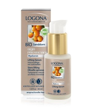 Logona Age Protection Lifting Gesichtsserum für Damen