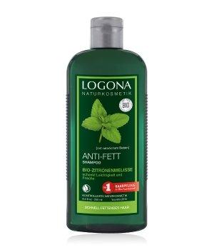 Logona Bio-Zitronenmelisse Anti-Fett Haarshampoo für Damen und Herren