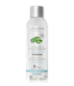 Logona Bio-Aloe Vera & Bio-Damaszener Rose Reinigend Gesichtswasser für Damen