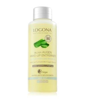 Logona Bio-Aloe Vera & Bio-Mandelöl Mild Augenmake-up Entferner für Damen