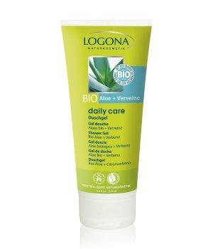 Logona Bio-Aloe + Verveine  Duschcreme für Damen und Herren