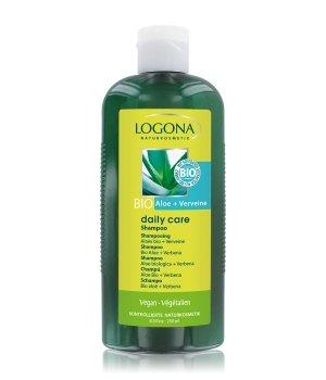 Logona Bio-Aloe + Verveine  Haarshampoo für Damen und Herren